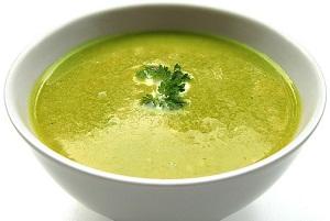 zuppa con estrattore,ricette