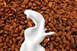 latte di mandorle ricetta, preparazione, valore nutrizionale