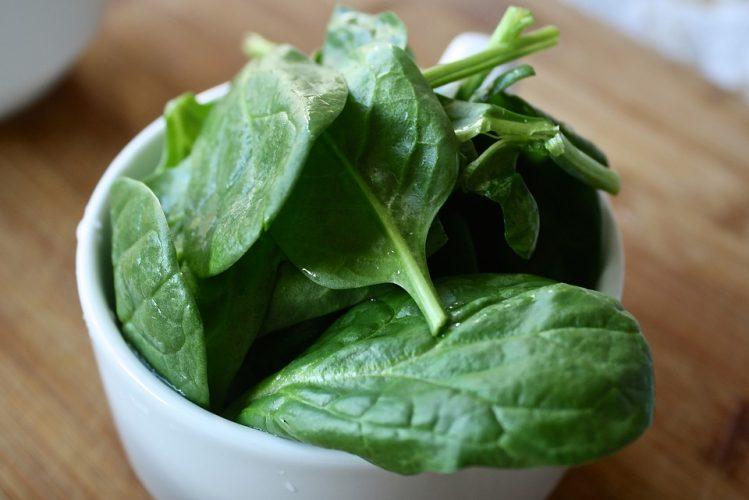 succo di spinaci con estrattore,ricetta